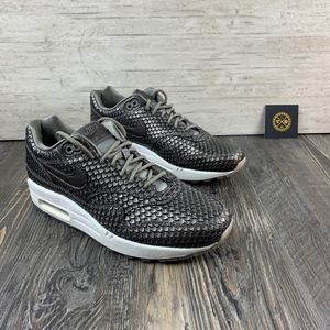 Nike l Air Max 1 l MTLC Pewter l 9.5